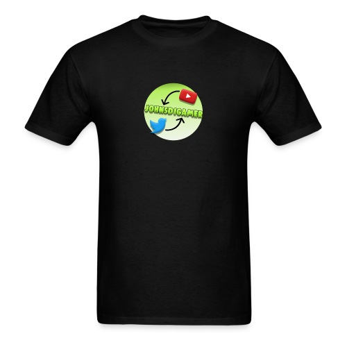 JohnSD1Gamer - Men's T-Shirt