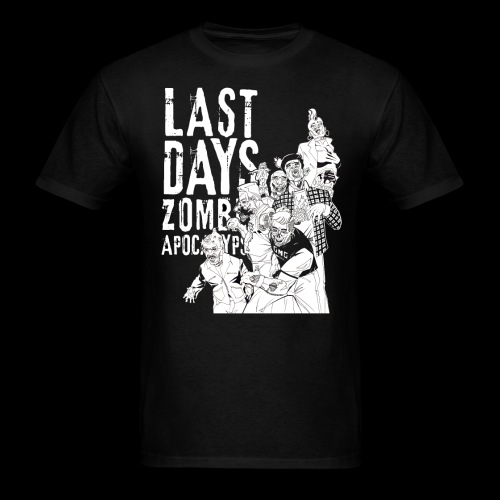 Last Days GMG Crew - Men's T-Shirt