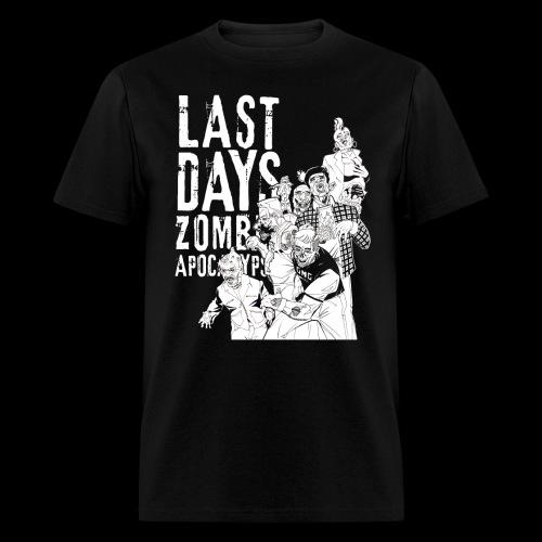 Last Days GMG Crew - Men's T-Shirt