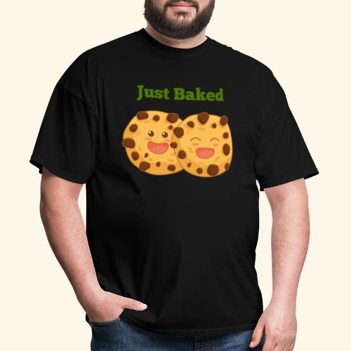 JUST BAKED COOKIE TEE - Men's T-Shirt