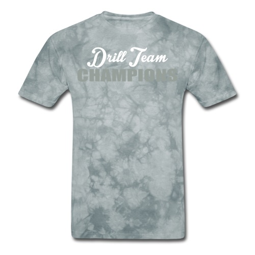 drillteam2 - Men's T-Shirt
