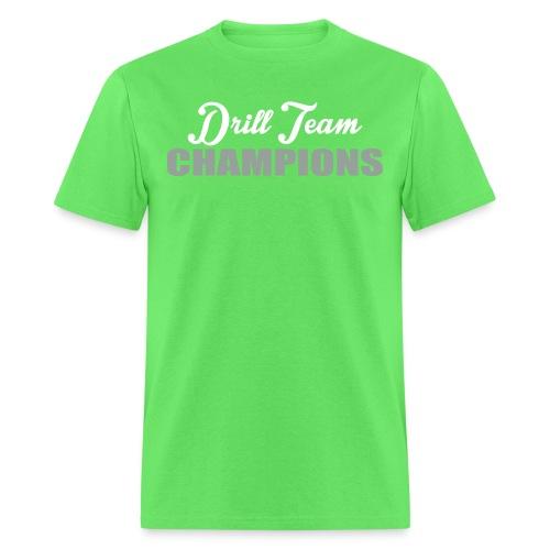 drillteam2 - Men's T-Shirt