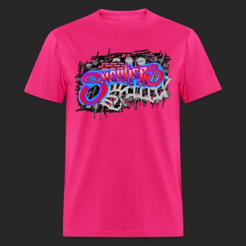 Sneakers Graffiti - Men's T-Shirt