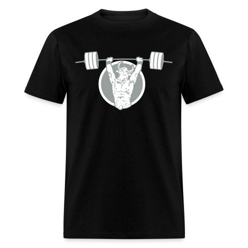 Minotaur Weightlifting - Men's T-Shirt