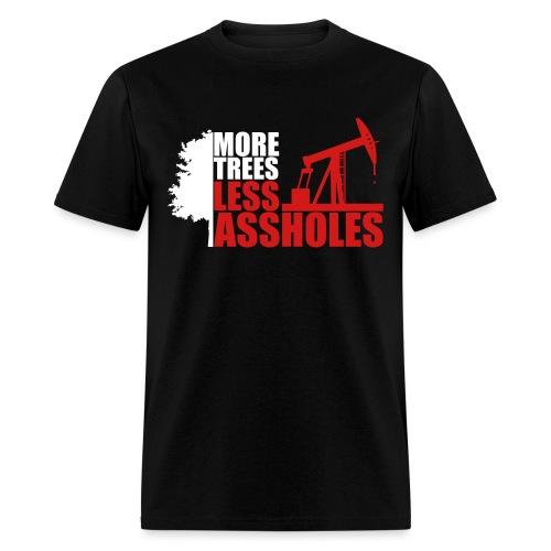 moretreescolor - Men's T-Shirt