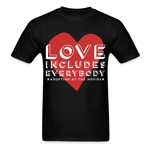 Love Includes Everybody 2 - Men's T-Shirt