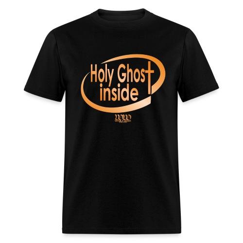 ***12% Rebate - See details!*** Holy Ghost Inside - Men's T-Shirt