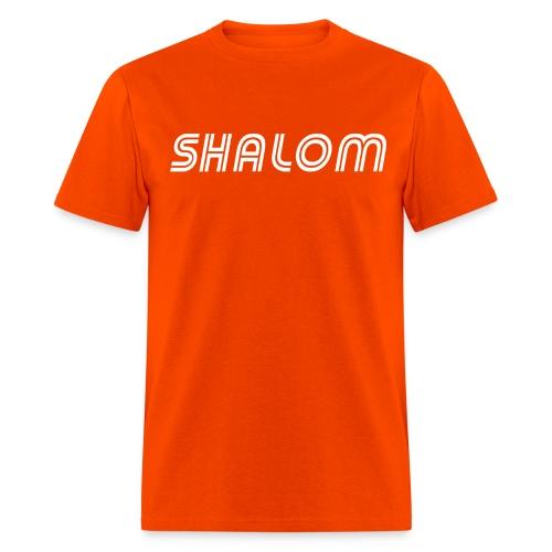 Shalom, Peace - Men's T-Shirt