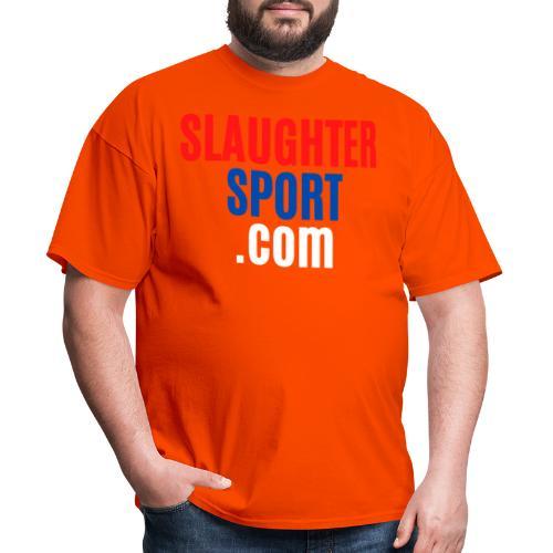 SLAUGHTERSPORT COM - Men's T-Shirt