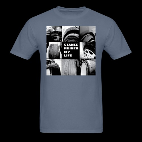 Stance Ruined My Life - Men's T-Shirt
