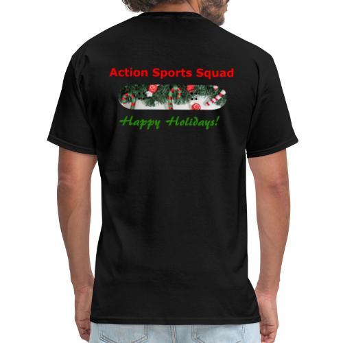Happy Holidays - Men's T-Shirt