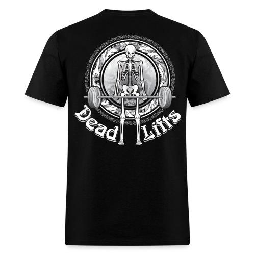 Exercise DeadLifts Strong - Men's T-Shirt