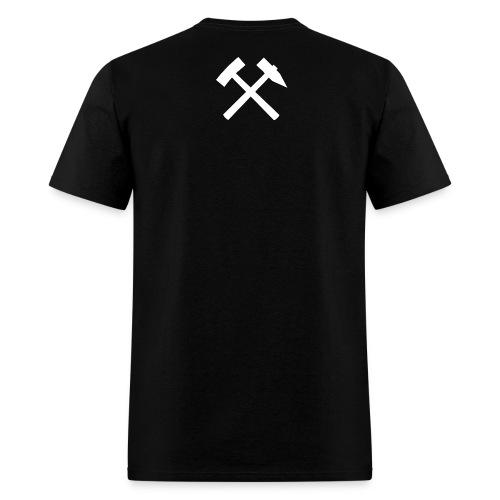 Raven Coin Miner - Men's T-Shirt