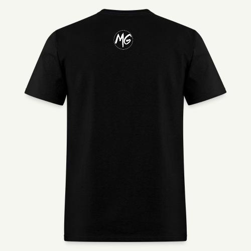 Malakye Grind Rock'n'Roll is Black Series LOGO - Men's T-Shirt