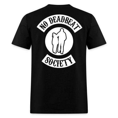 NDBS Back Rocker Daughter - Men's T-Shirt