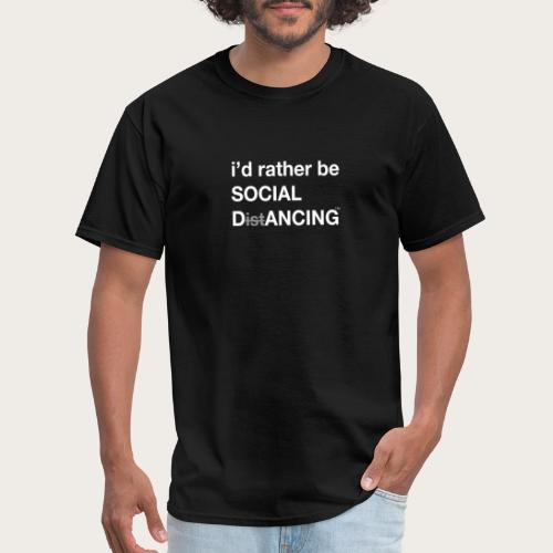 Social Dancing - Men's T-Shirt