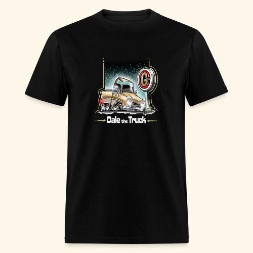 dale t colour logo - Men's T-Shirt
