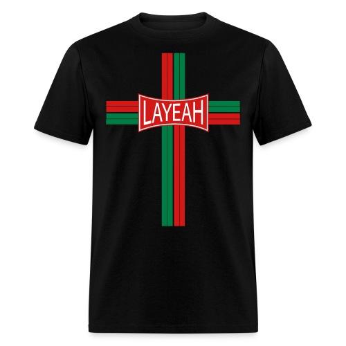 Cross Layeah Shirts - Men's T-Shirt