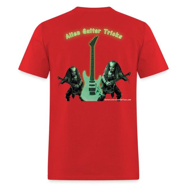 AlienGuitarTricks by GuitarLoversCustomTees png