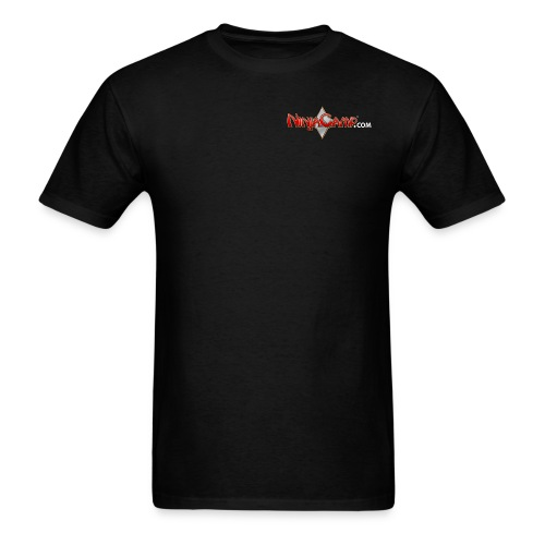 NC Logo for Dark Products - Men's T-Shirt