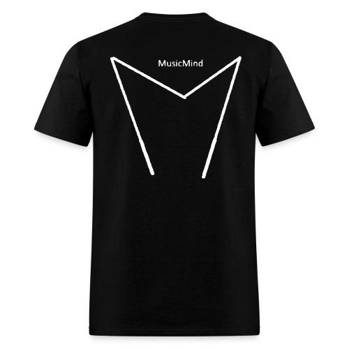 MusicMind standard - Men's T-Shirt