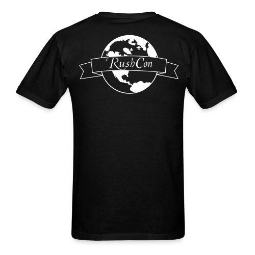 rushconlogo - Men's T-Shirt