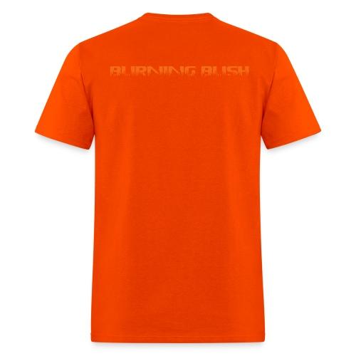 burning bush - Men's T-Shirt