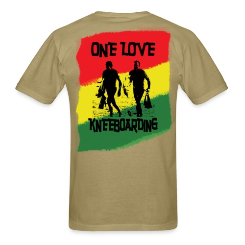 one love png - Men's T-Shirt