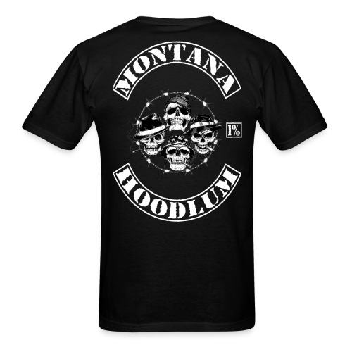 Montana Wear Montana Hoodlum - Men's T-Shirt