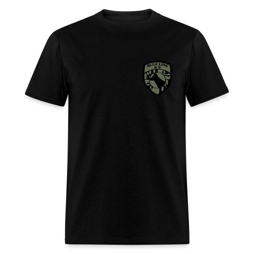 wd2 logo - Men's T-Shirt
