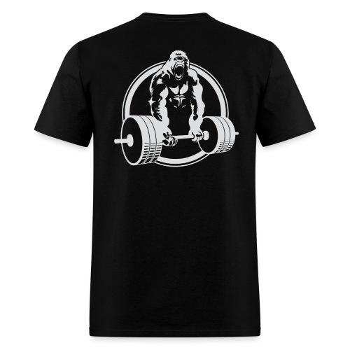 Gorilla Lifting Gym Fit - Men's T-Shirt