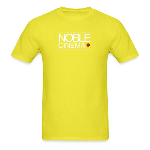NOBLE CINEMA SHIRTS - Men's T-Shirt