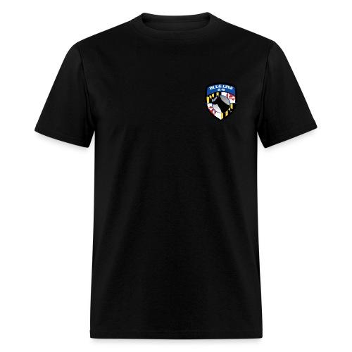 K-9 unit Logo - Men's T-Shirt