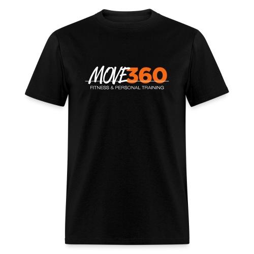 Move360 Logo LightGrey - Men's T-Shirt