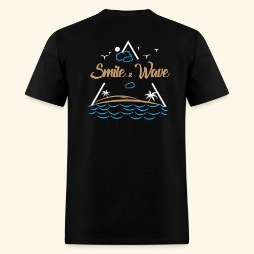 SmileNWave - Men's T-Shirt