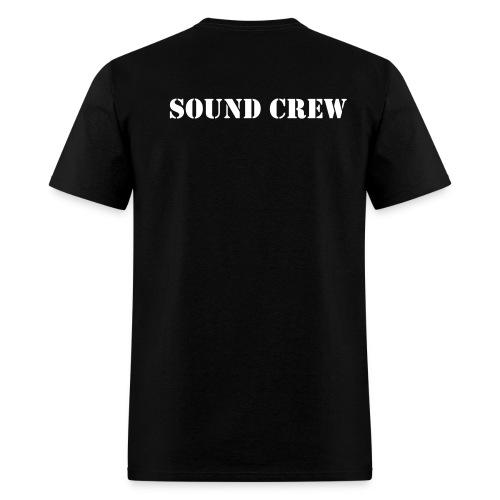 Sound Crew - Men's T-Shirt