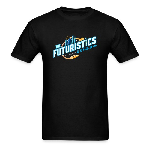futuristics 2019 Robotics Shirt - Men's T-Shirt
