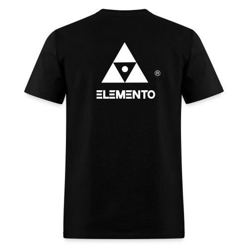 Official logo of ELEMENTO® Arts - Men's T-Shirt