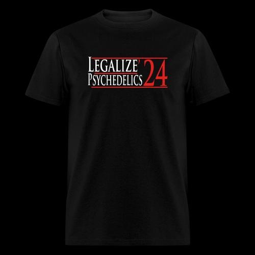 Legalize Psychedelics - Men's T-Shirt