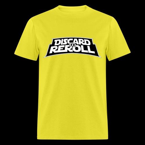 Discard to Reroll: Reroller Swag - Men's T-Shirt