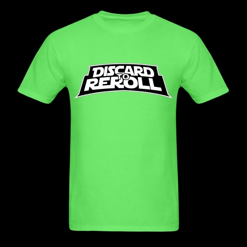 Discard to Reroll: Reroller Swag - Men's T-Shirt