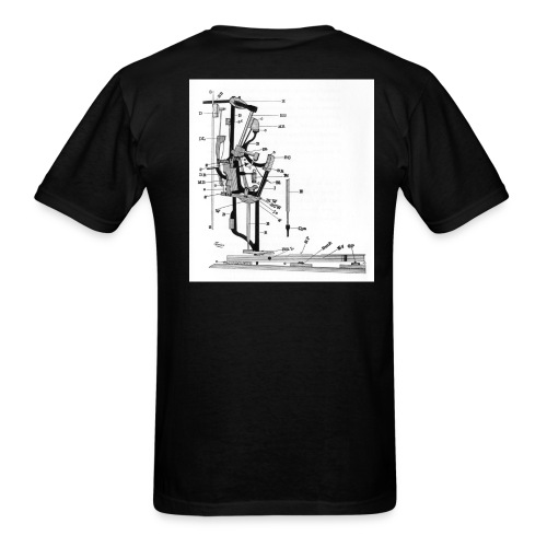 upright action - Men's T-Shirt