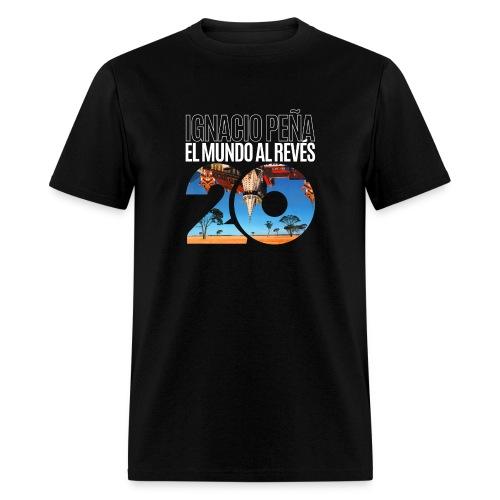 Ignacio Peña -El Mundo al Revés 20 (Official Merch - Men's T-Shirt