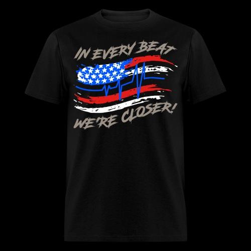 #TranceFamily Got Your Six! - Men's T-Shirt