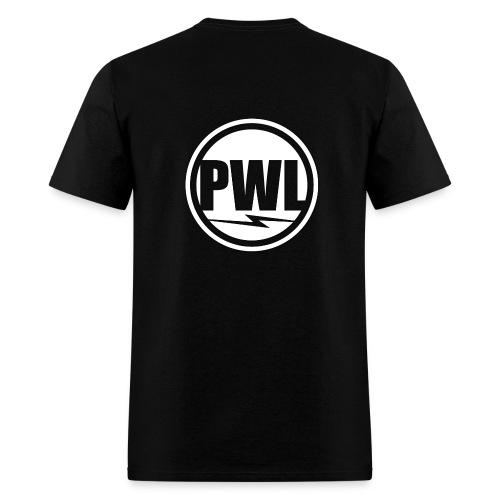 Perth Weather Live Logo - Men's T-Shirt