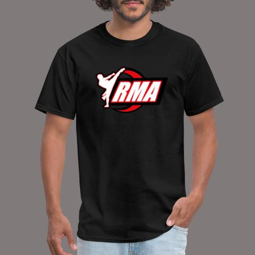 RMA-dude-hat-color-4in - Men's T-Shirt