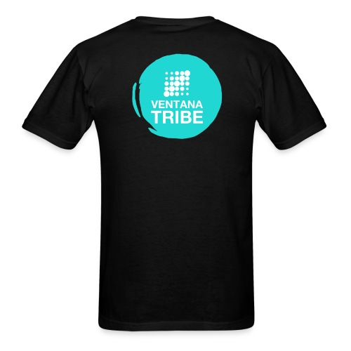 Ventana Tribe Circle - Men's T-Shirt