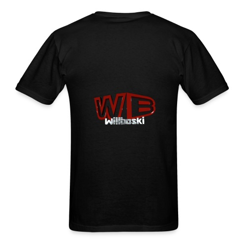 wb logo3d png - Men's T-Shirt