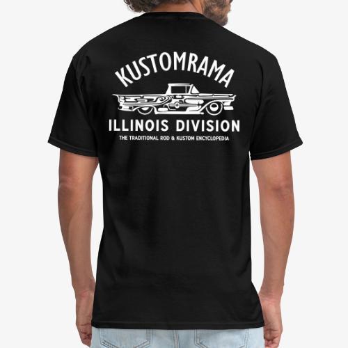 Illinois Division - Men's T-Shirt