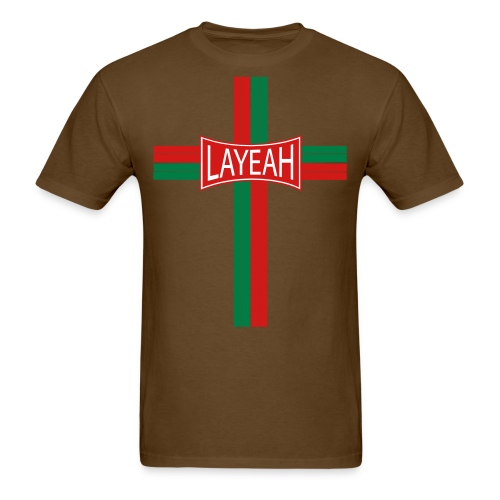 Portugy Cross Three - Men's T-Shirt